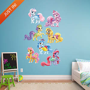 Palace Pets - Ponies Collection Fathead Wall Decal